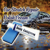 Car Scratch Repair Polish Cream