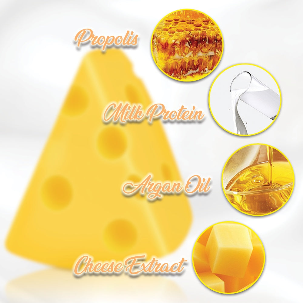 Cheezy Cleansing Soap
