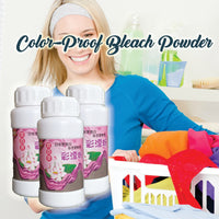Color-Proof Bleach Powder