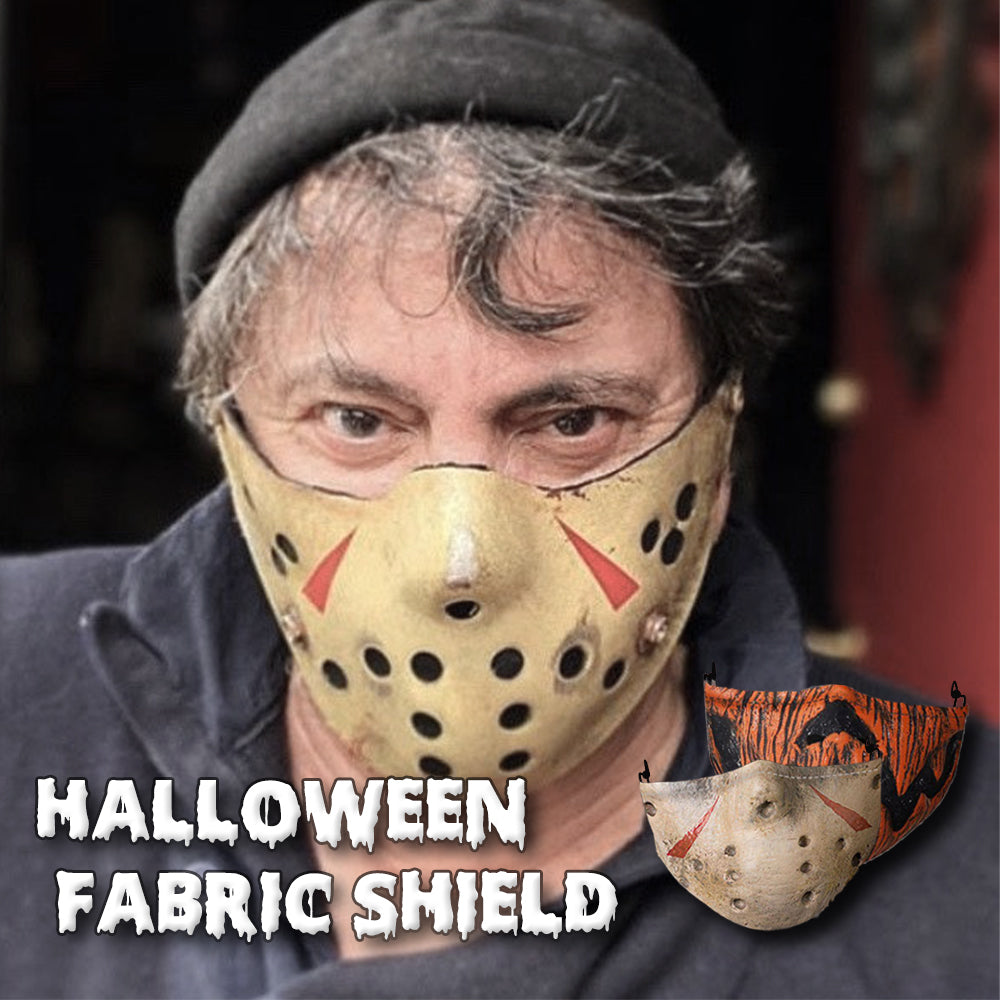 Halloween Fabric Shield
