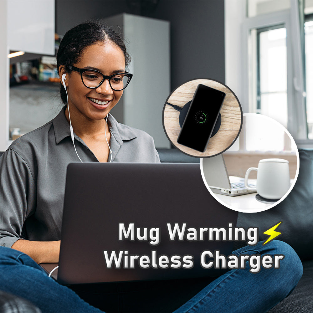 Mug Warming Wireless Charger