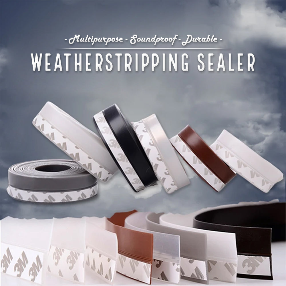 Multipurpose Weatherstrip Sealer