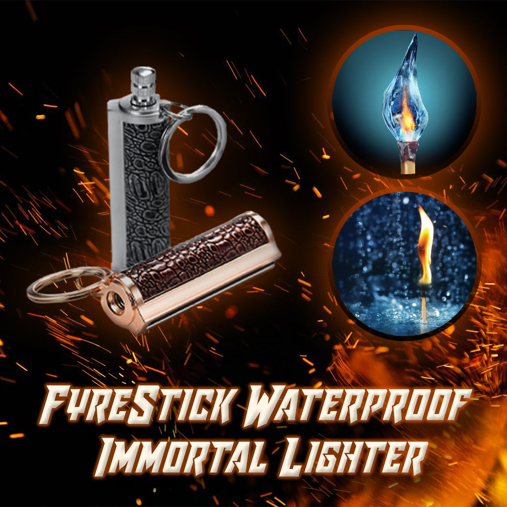 FyreStick Waterproof Immortal Lighter
