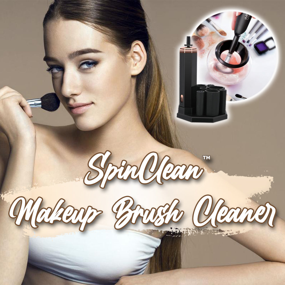 SpinClean Makeup Brush Cleaner