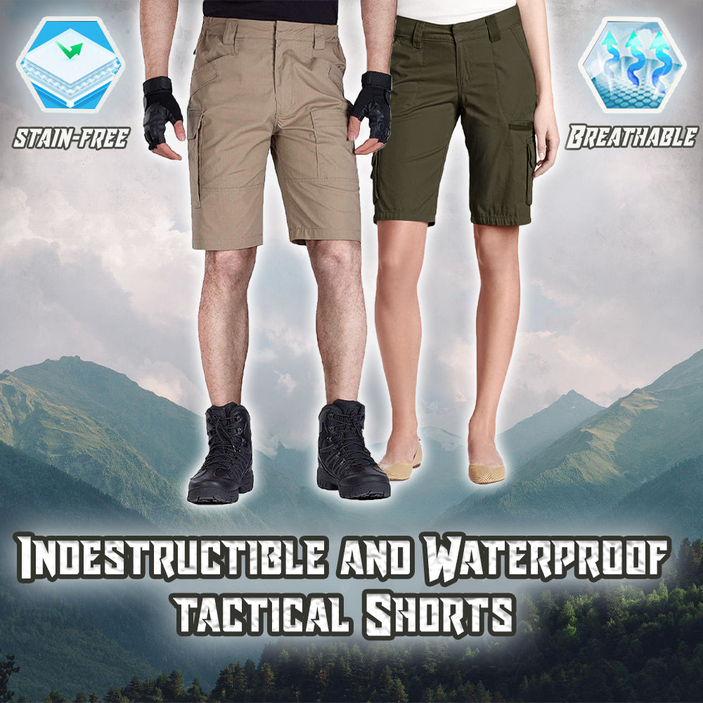 Indestructible and Waterproof Tactical Shorts