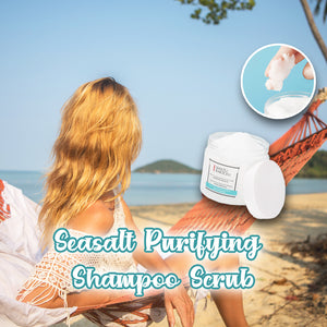 Sea Salt Purifying Shampoo Scrub