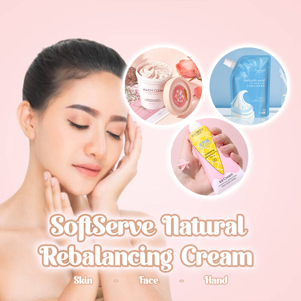 SoftServe Natural Rebalancing Cream