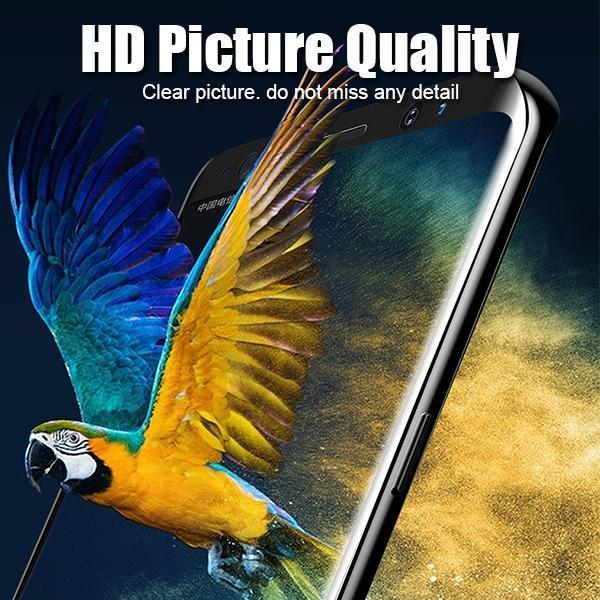 Electronics > Electronics Accessories > Electronics Films & Shields > Screen Protectors - 9D Radiant Protective Tempered Glass (Samsung)