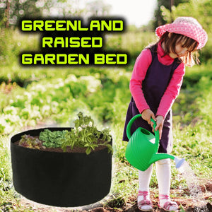 Greenland Raised Garden Bed