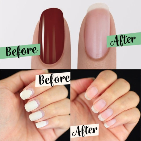 Health & Beauty > Personal Care > Cosmetics > Nail Care > Nail Polish Removers - Magic Nail Gel Polish Remover