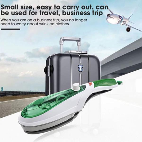 Home & Garden > Household Appliances > Laundry Appliances > Garment Steamers - ANIMORE Handheld Portable Garment Steamer Iron For Clothes
