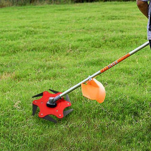Home & Garden > Lawn & Garden > Outdoor Power Equipment > Weed Trimmers - 6-Blade Trimmer Head