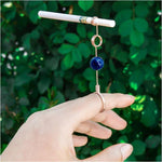 Home & Garden > Smoking Accessories > Cigarette Holders - Jewelry Cigarette Ring Holder