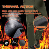 Indestructible And Waterproof Thermal Trousers