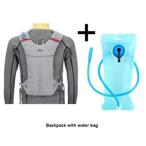 Luggage & Bags > Backpacks - LOCAL LION Hydration Backpack Jogging Hiking Cycling Marathon Sport Bag 2 Liter Water Bag