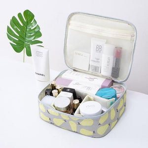 Luggage & Bags > Cosmetic & Toiletry Bags - Cosmetic Organizer Travel Bag Make Up Fashion Bag