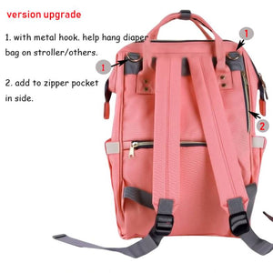 Luggage & Bags > Diaper Bags - Maternity Diaper Nursing Backpack Bag For Baby Care