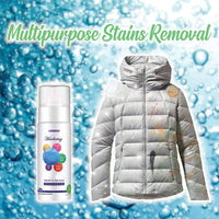 Multipurpose Stain Removal Mousse
