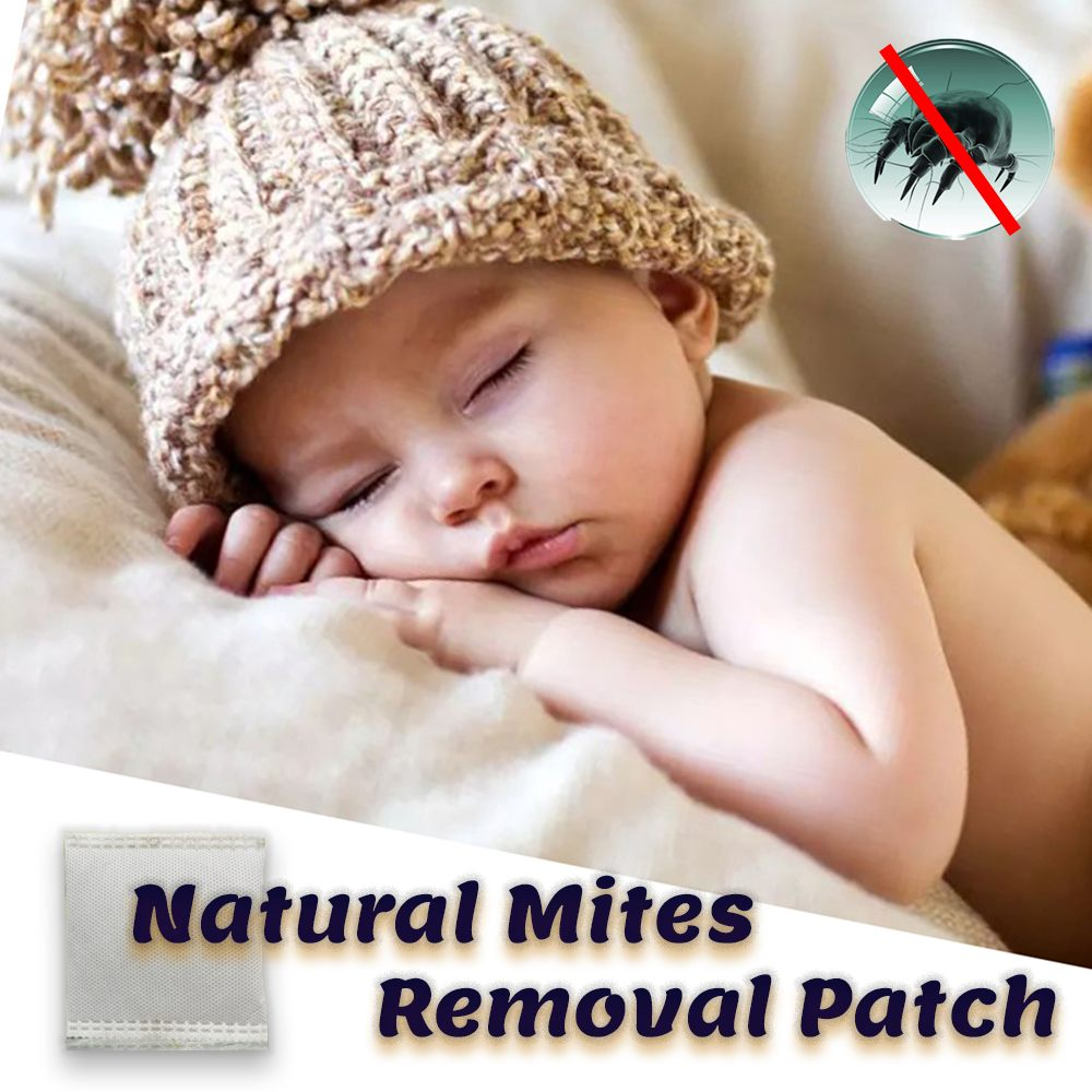 Natural Mites Removal Patch
