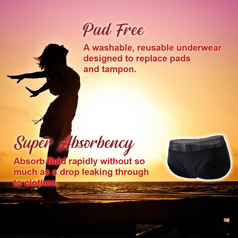PadFree™ Menstrual Pants