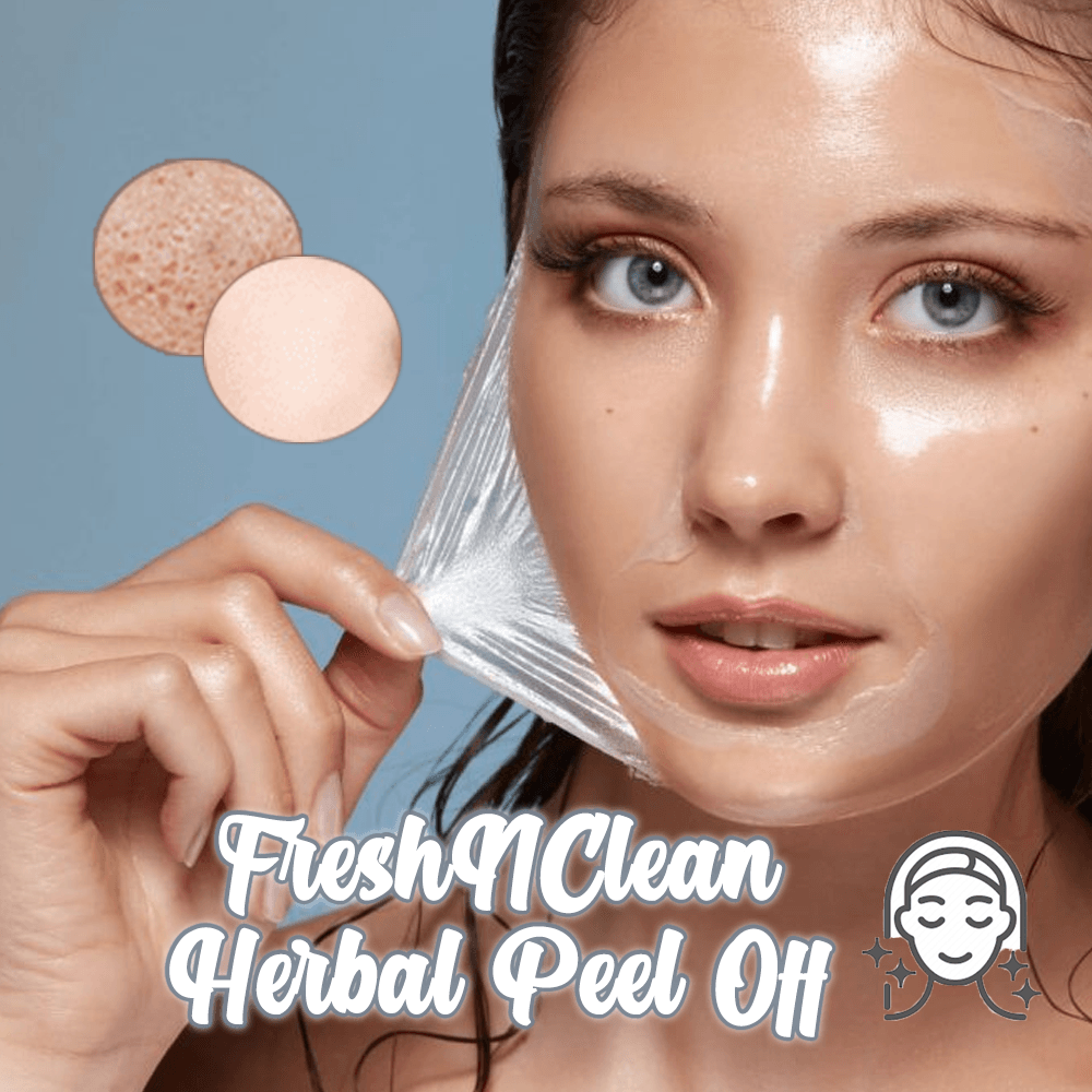 FreshNClean Herbal Peel Off