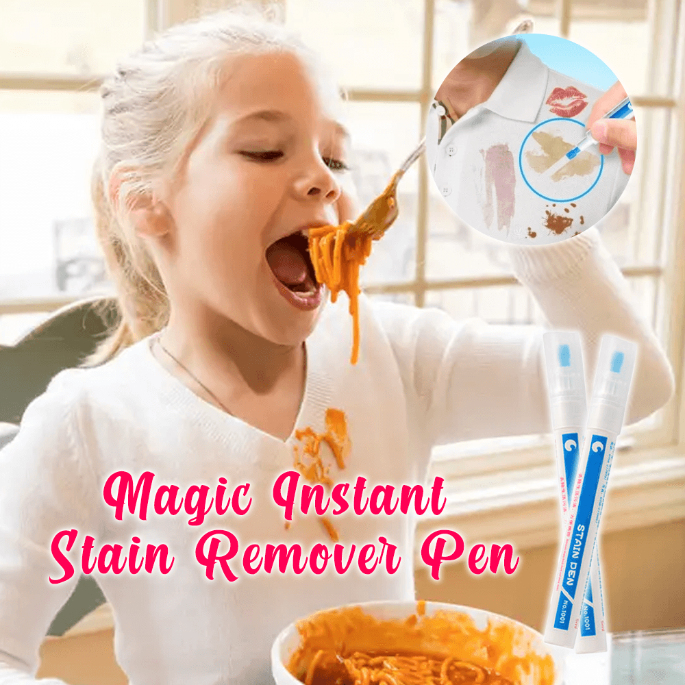 Magic Instant Stain Remover Pen