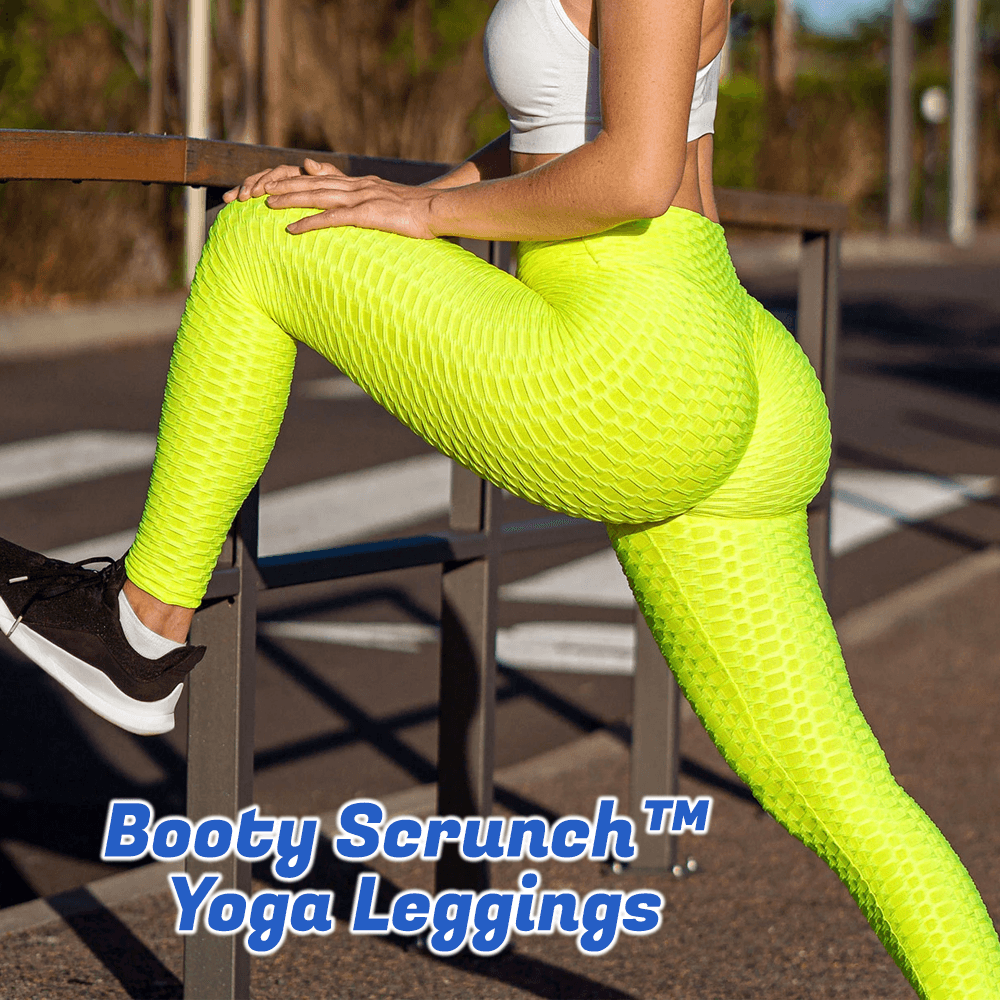 Booty Scrunch™ Yoga Leggings