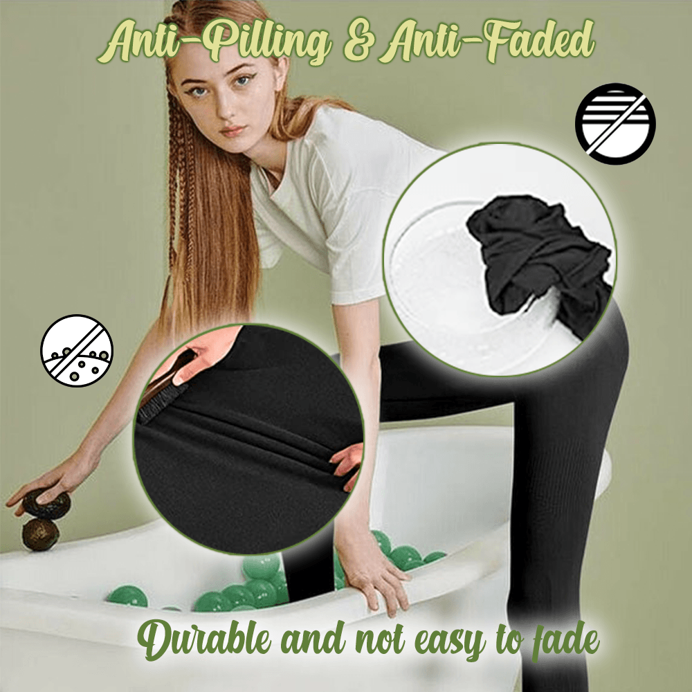 Avocado Moisturizing Thermal Leggings