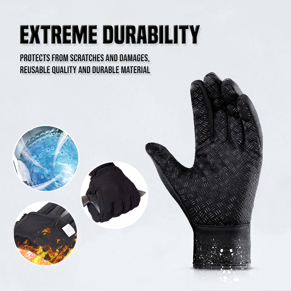 Windstopper Water Resistant Thermal Gloves