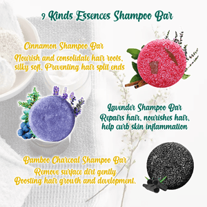 Botanic Natural 2in1 Shampoo Bar