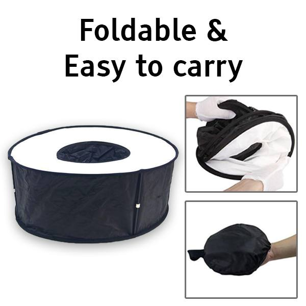 Professional Portable Ring Softbox