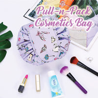 Pull-n-Pack Cosmetics Bag