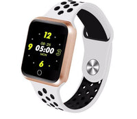 Sporting Goods > Exercise & Fitness - Smart Watch Heart Rate Blood Pressure Waterproof Tracker For IOS & Android