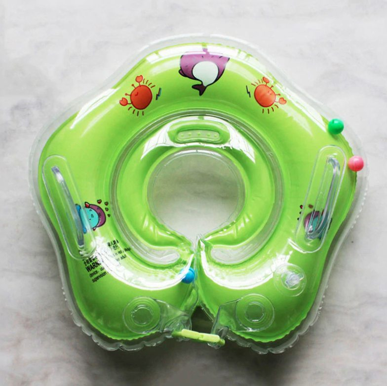 Sporting Goods > Outdoor Recreation > Boating & Water Sports > Swimming > Child Swimming Aids - Baby Swimming Neck Floater