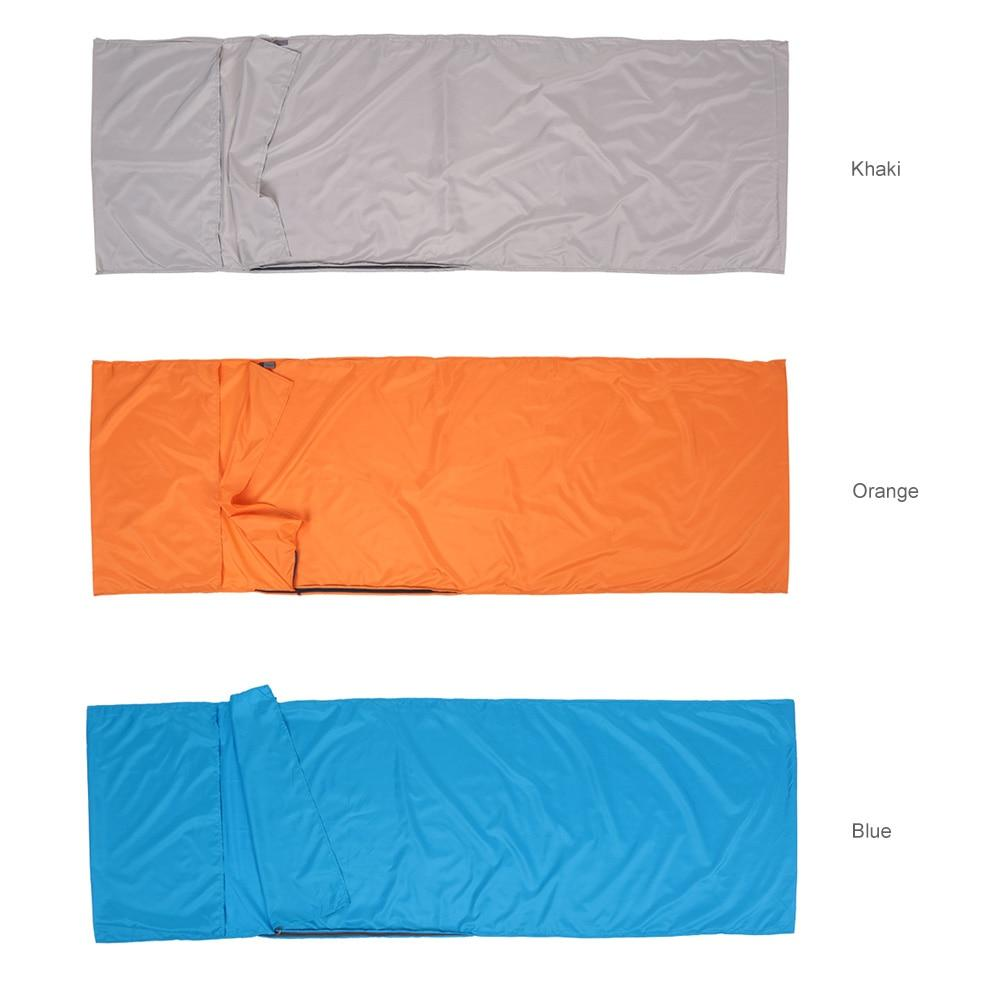 Sporting Goods > Outdoor Recreation > Camping & Hiking > Sleeping Bags - TOMSHOO Ultralight Outdoor Sleeping Bag Camping Hiking Bag Portable 3 Colors