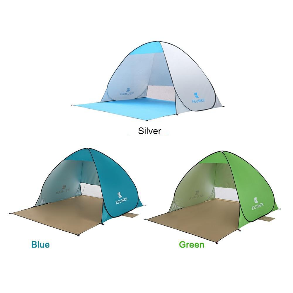 Best Automatic Camping Tent Ship Instant Pop Up Open Anti