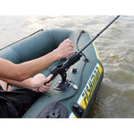 Sporting Goods > Outdoor Recreation > Fishing > Fishing Rod Accessories > Fishing Rod Holders & Storage Racks - Deck Mount Fishing Rod Pole Holder For Boat Kayak