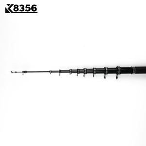 Sporting Goods > Outdoor Recreation > Fishing > Fishing Rod Accessories - K8356 Telescopic Spinning Rock Fishing Rod Fresh Salt Water Rod
