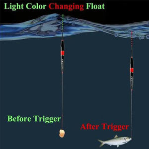 Sporting Goods > Outdoor Recreation > Fishing > Fishing Tackle > Fishing Floats - Smart Fishing LED Light Float (Buy 2 Free 1)