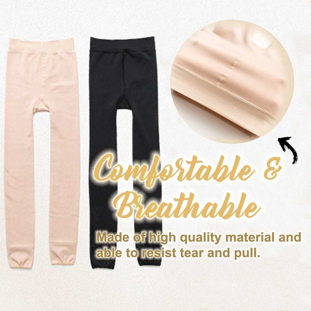 Stain-Proof Thermal Compression Leggings