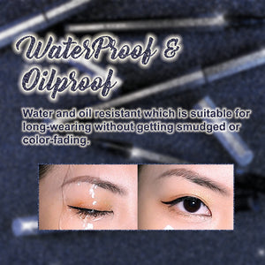 Starry Waterproof And Oilproof Eyeliner