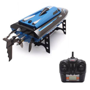 Toys & Games > Toys > Remote Control Toys > Remote Control Boats & Watercraft - High Speed RC Boat Racing Remote Control Boat
