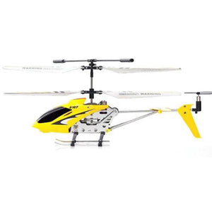 Toys & Games > Toys > Remote Control Toys > Remote Control Helicopters - Syma S107G 3CH Mini Remote Control Helicopter Alloy Copter With Gyroscope