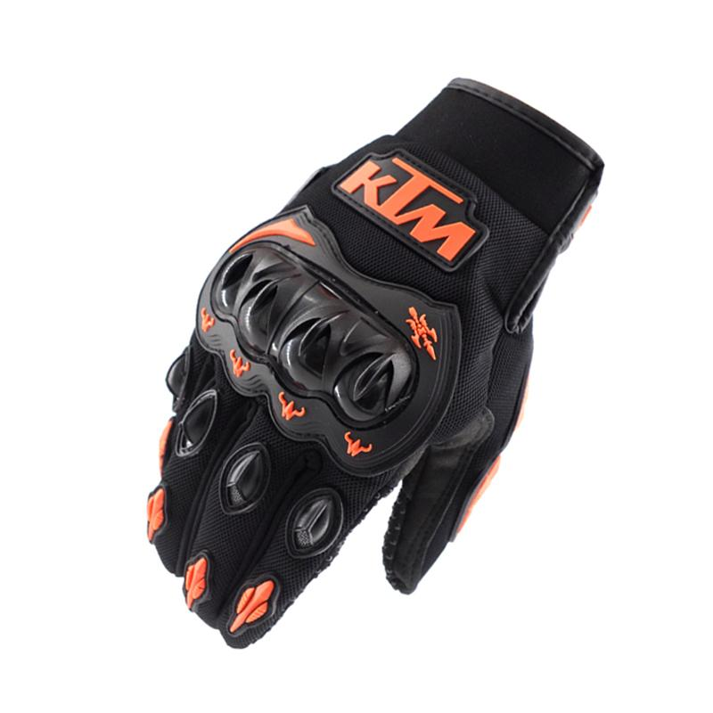 Vehicles & Parts > Vehicle Parts & Accessories > Vehicle Safety & Security > Motorcycle Protective Gear > Motorcycle Gloves - Full Finger Motorcycle Kawasaki Gloves Motocross Leather Motorbike