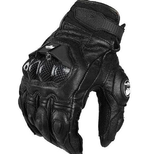 Vehicles & Parts > Vehicle Parts & Accessories > Vehicle Safety & Security > Motorcycle Protective Gear > Motorcycle Gloves - Furygan Motorcycle Protective Gloves Racing Cross Country Leather Gloves