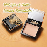 Waterproof Matte Powder Foundation