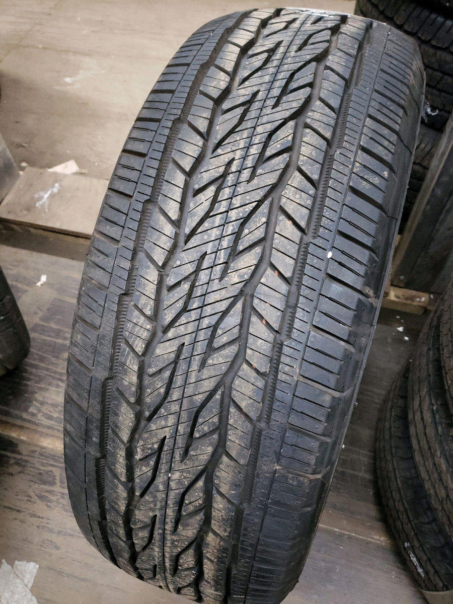 4 x 275/55R20 111T Continental CrossContact LX20