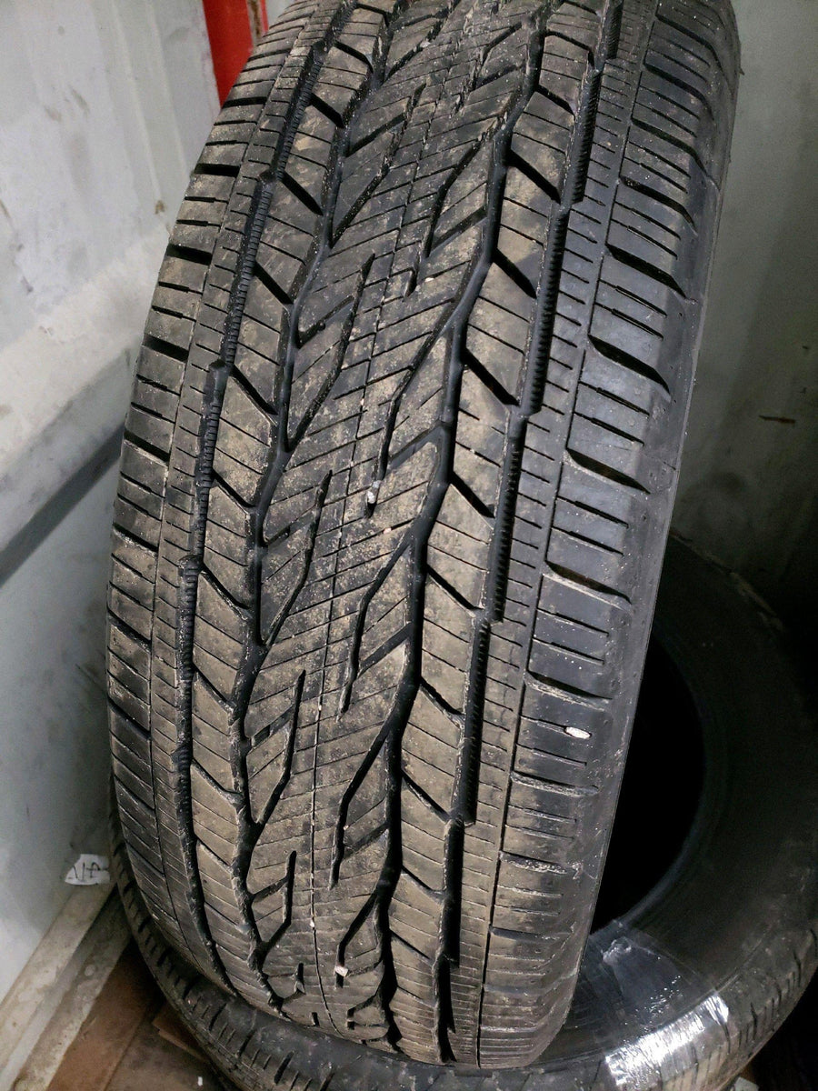 4 x 275/55R17 111T Continental CrossContact LX20