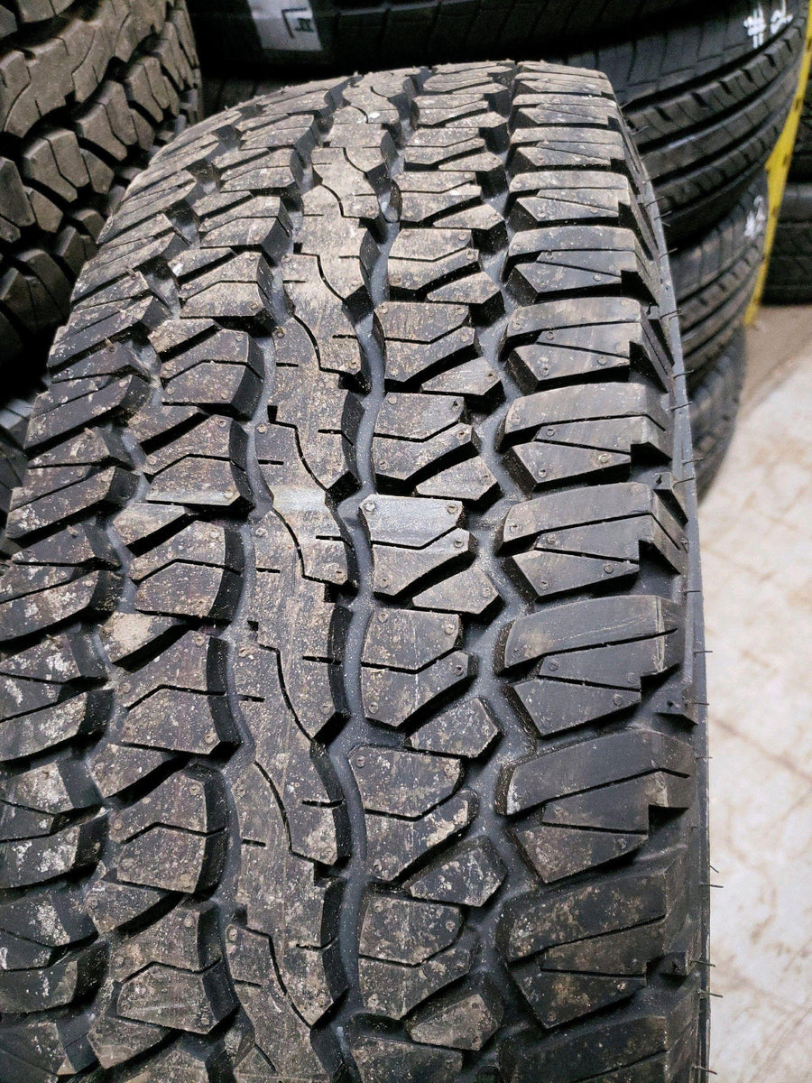4 x P245/65R17 105T Firestone Destination A/T