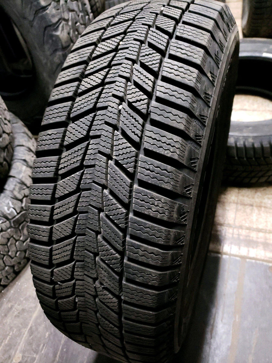 2 x P195/65R15 95T Continental WinterContact SI